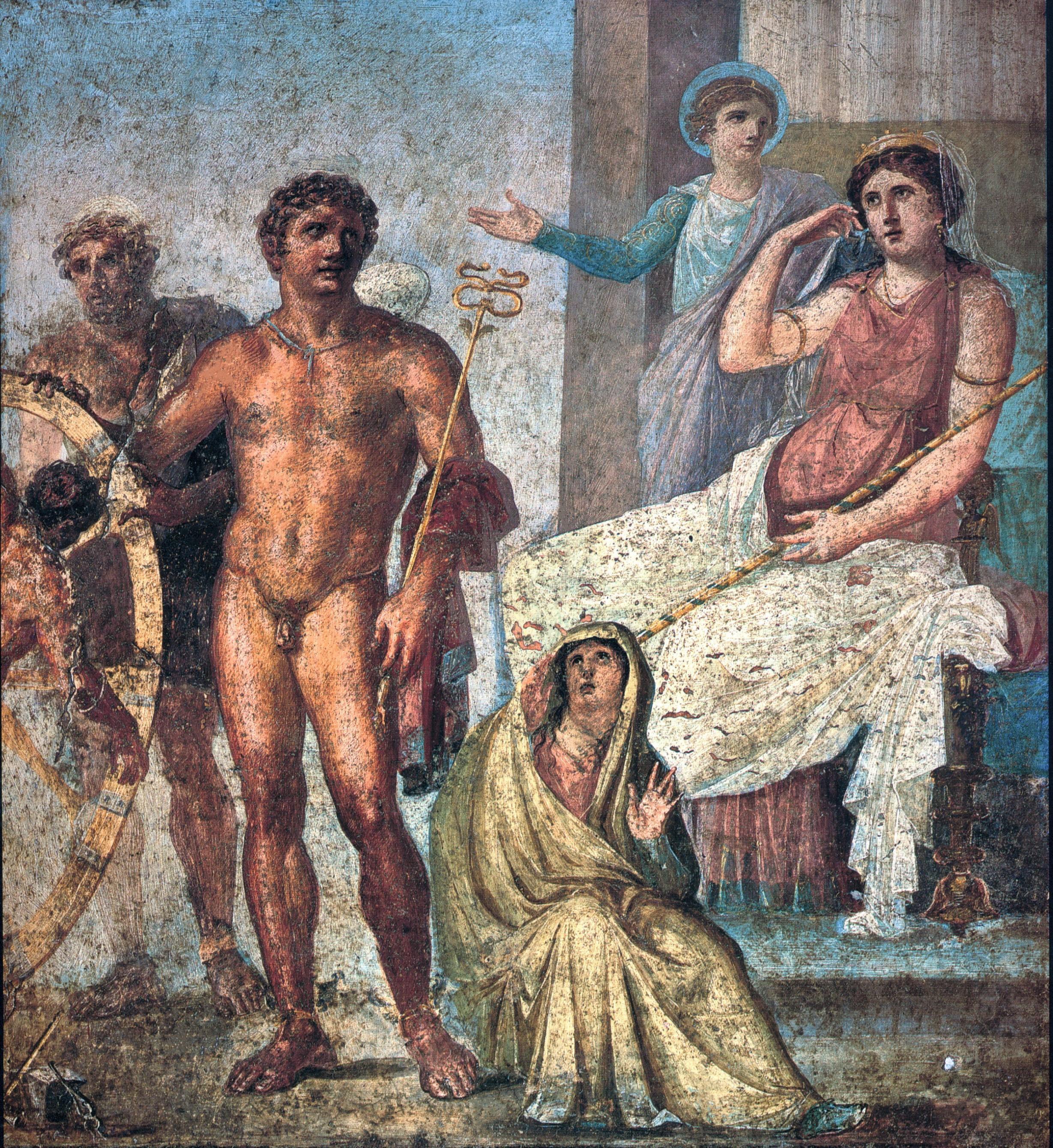 Junon : déesse de la famille et du mariage