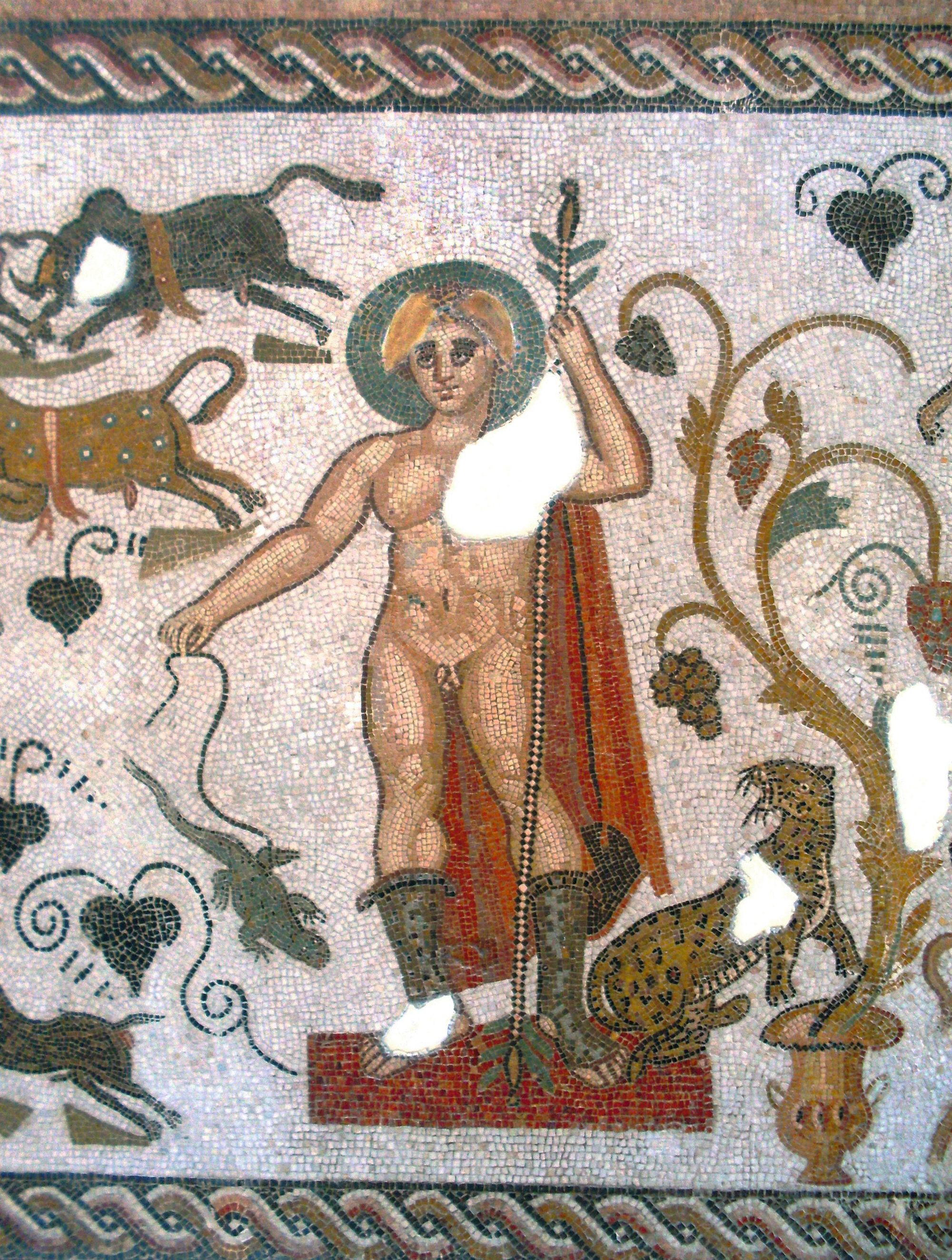 Apollon : dieu des arts et de la guérison