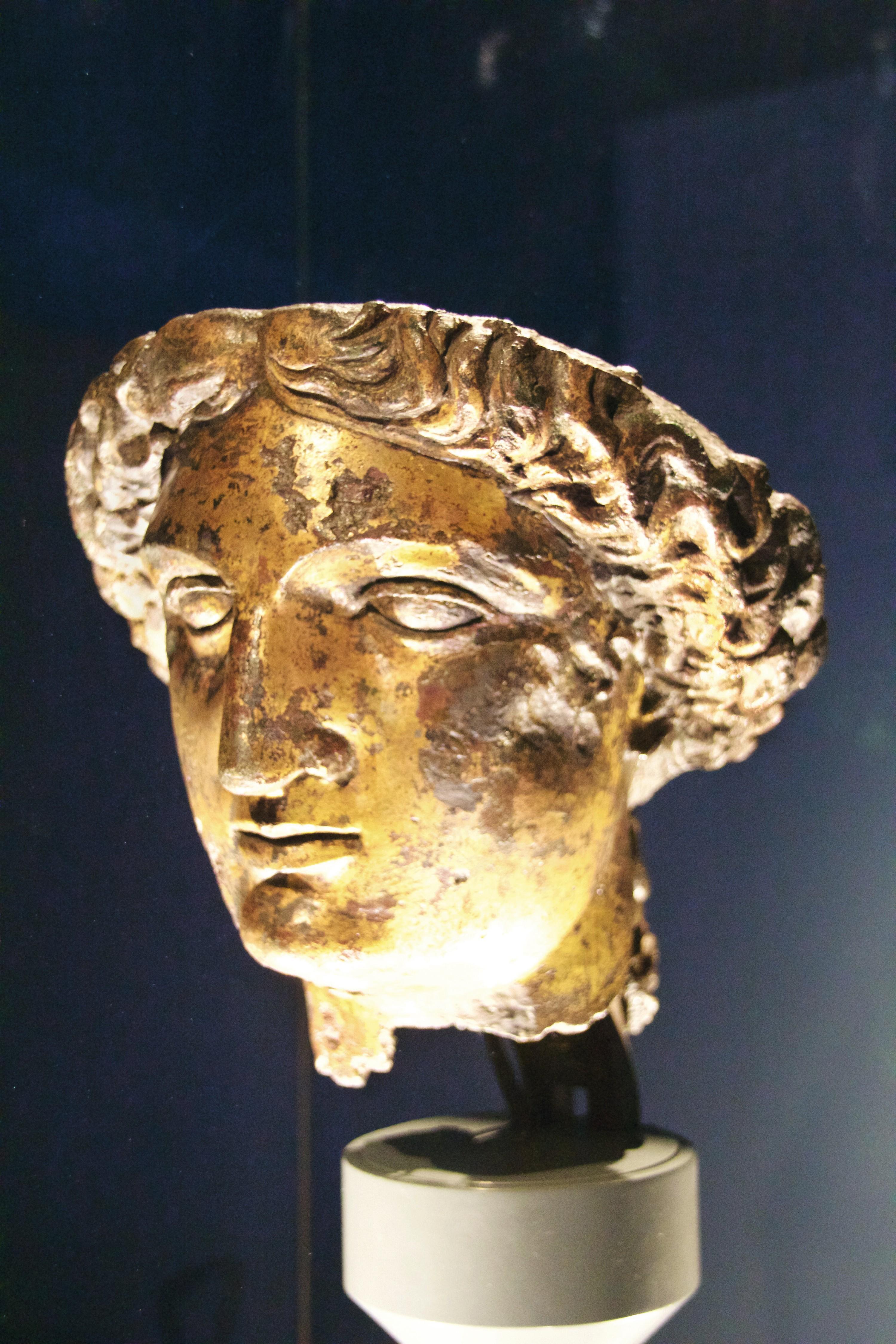 Minerve : déesse de la guerre et de la sagesse