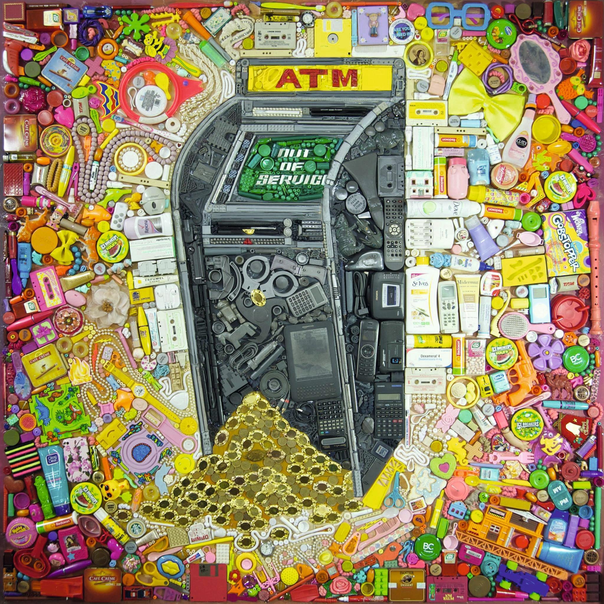 Elisa Insua, El Ever-Expanding ATM, 2016.