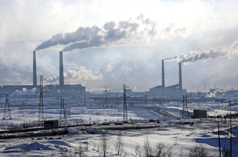 Un environnement dégradé, hérité de la période soviétique