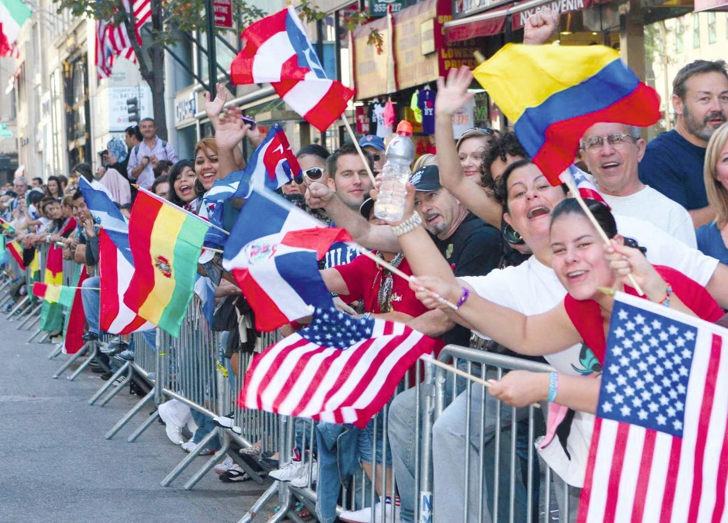 Celebración del mes de la herencia hispana en los  Estados Unidos, 2014