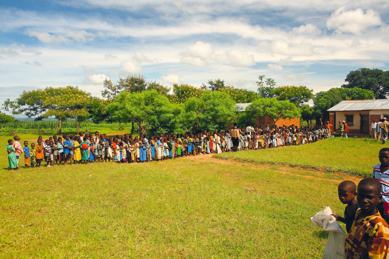 Nyombe, Malawi