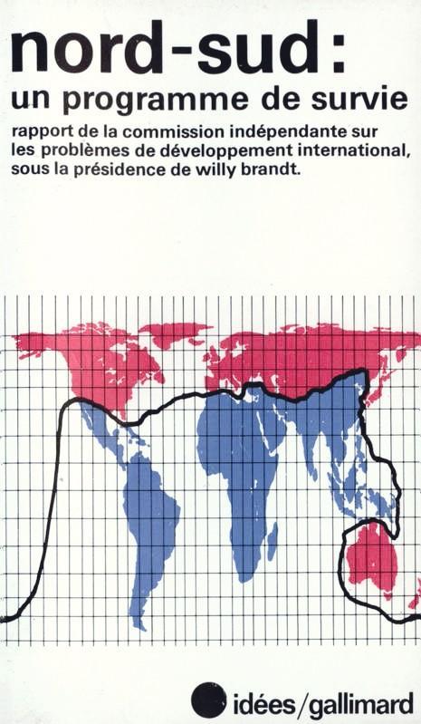 Rapport « Nord-Sud, un programme de survie », écrit en 1980 par Willy Brandt
