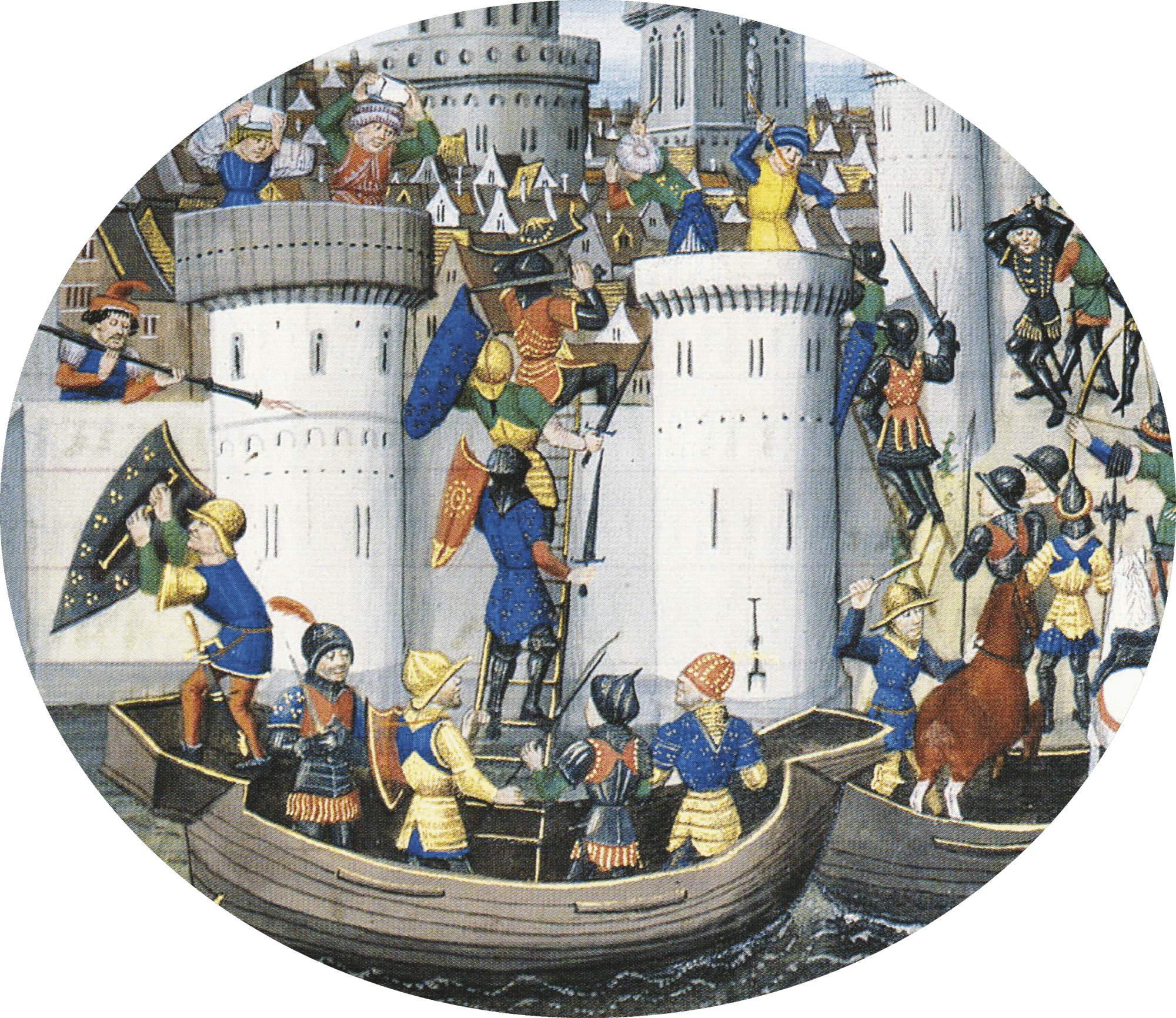 La quatrième croisade (1204)