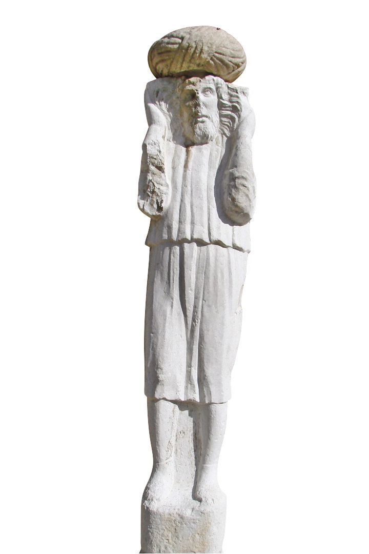 Le campo dei Mori, Figurine 2