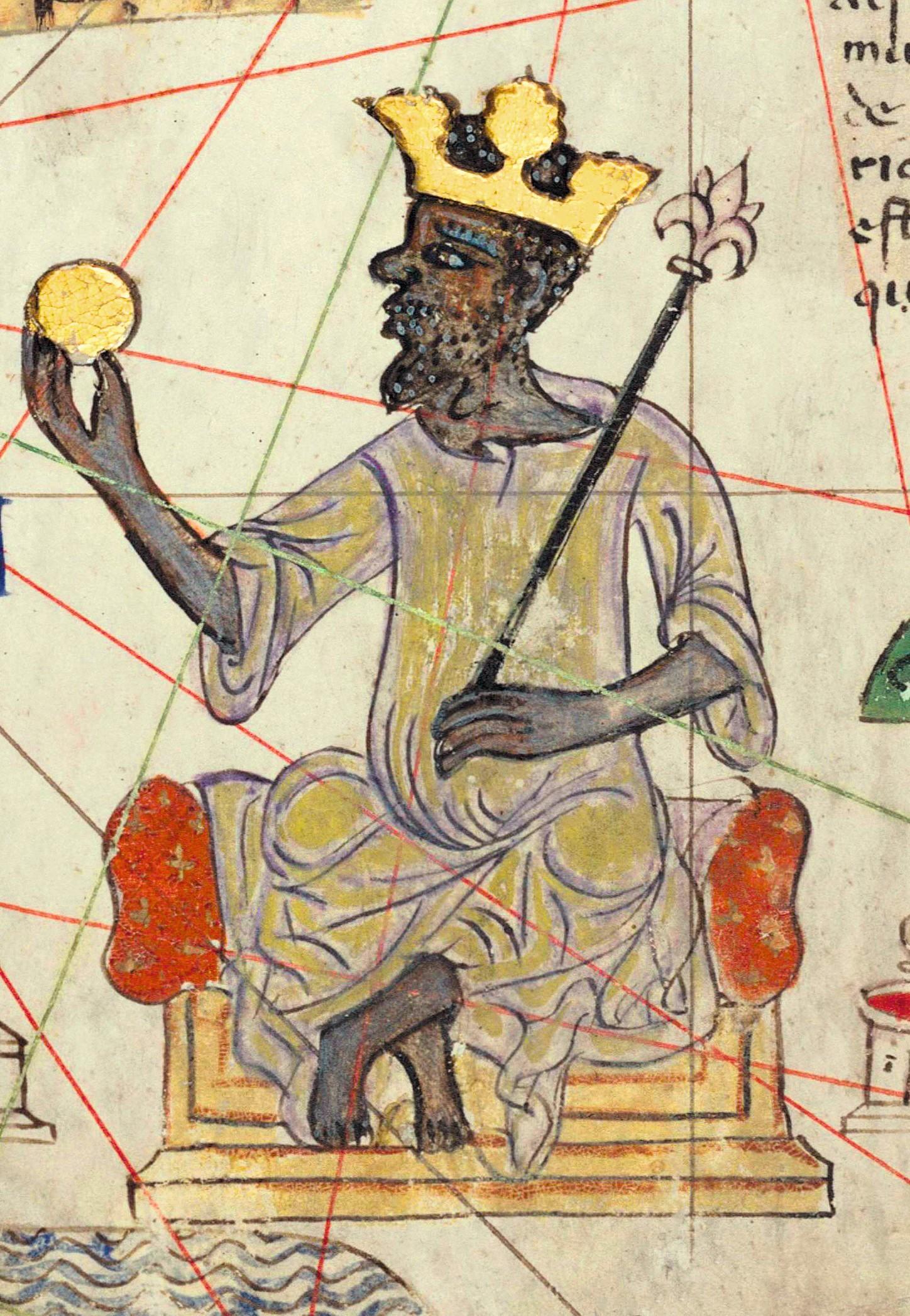 L'empire du Mali