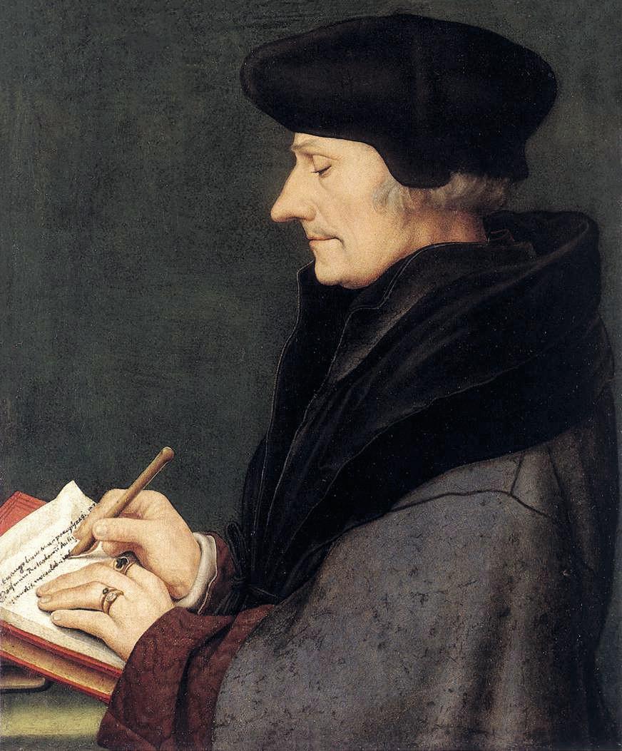 Érasme (v. 1467-1536)