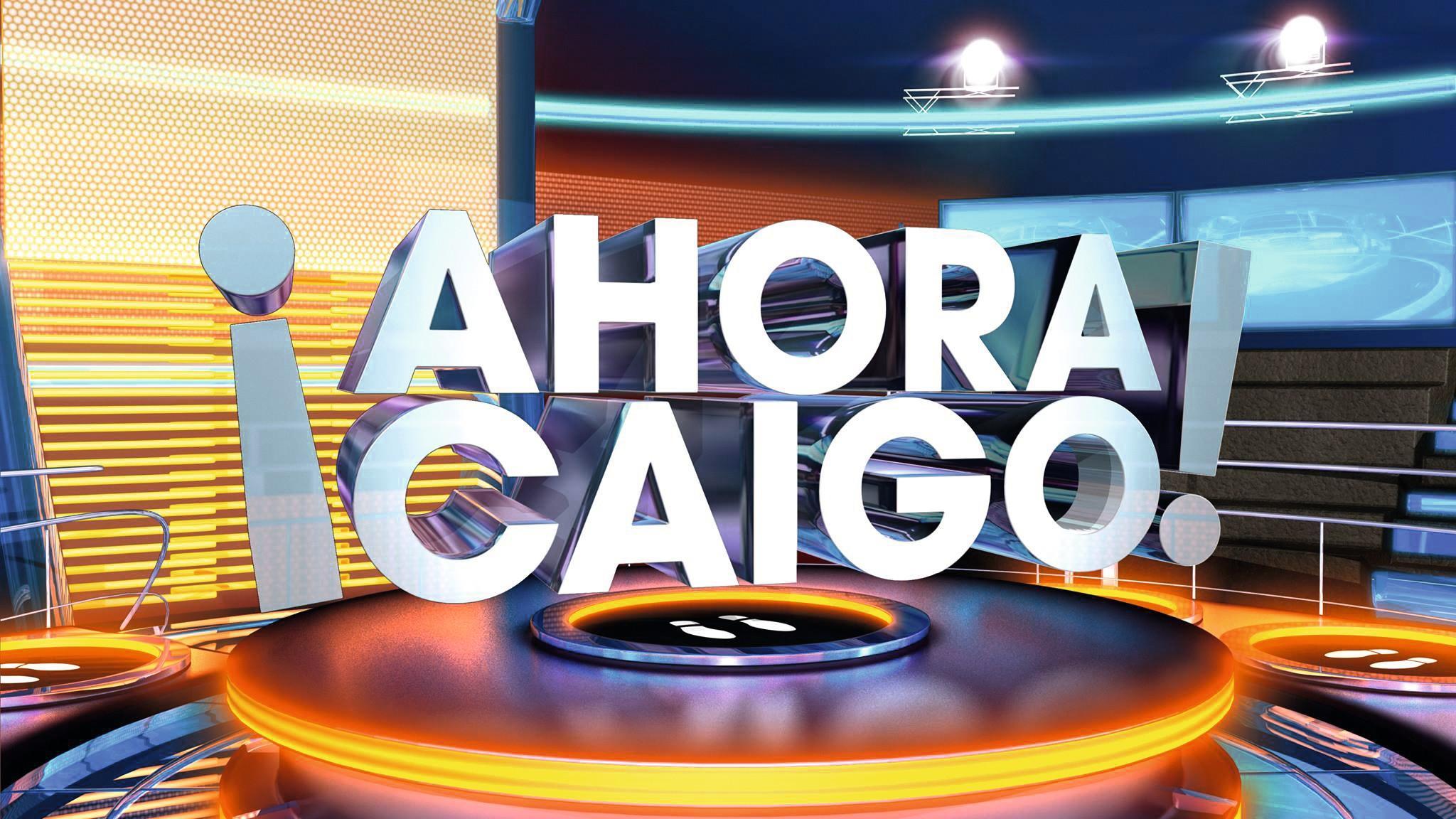 Programa de televisión español «¡Ahora caigo!»