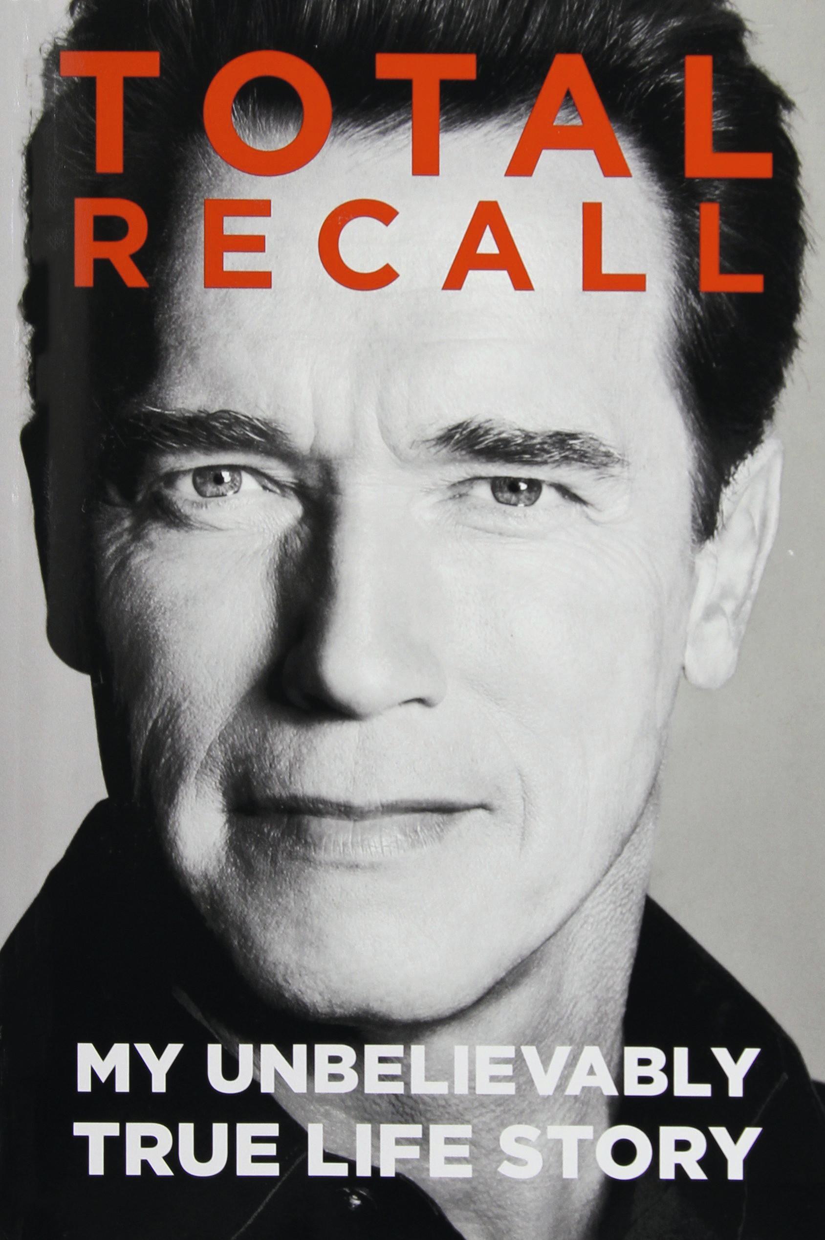 My Unbelievably True Life Story, Arnold Schwarzenegger, 2012