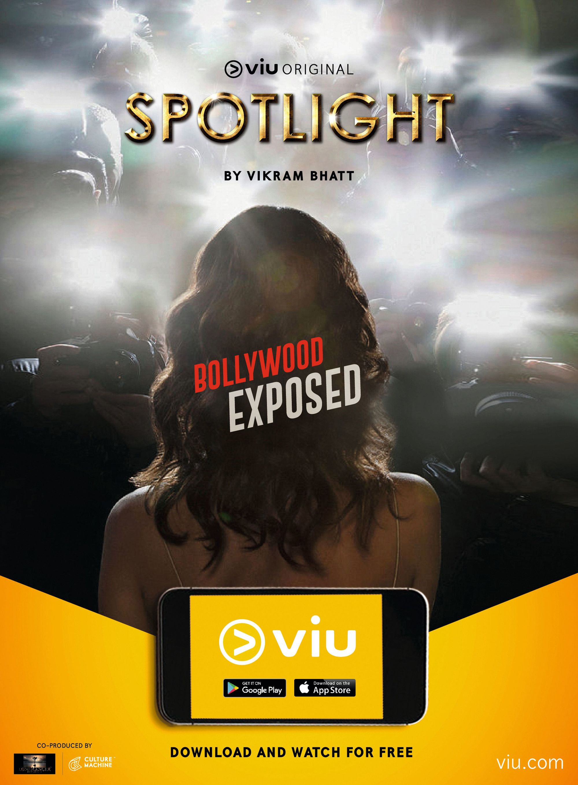 Spotlight, by Vikram Bhatt, 2017