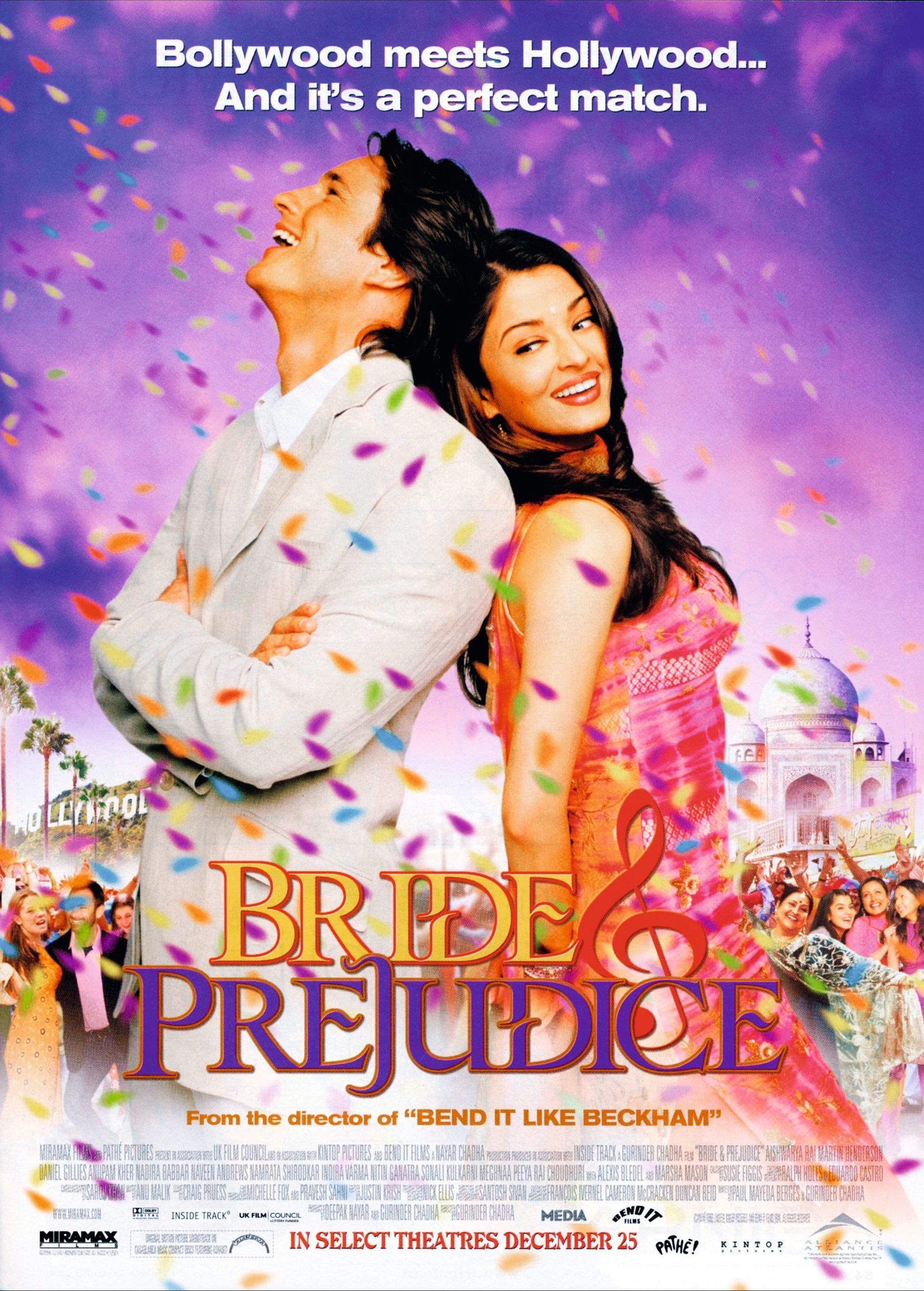 Bride & Prejudice, by Gurinder Chadha, 2004