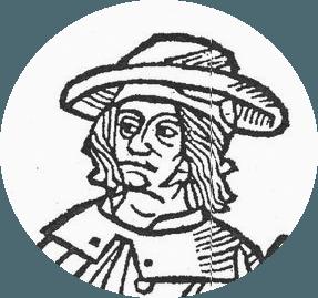 Gravure François villon