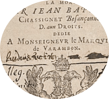 Manuscrit Chassignet.