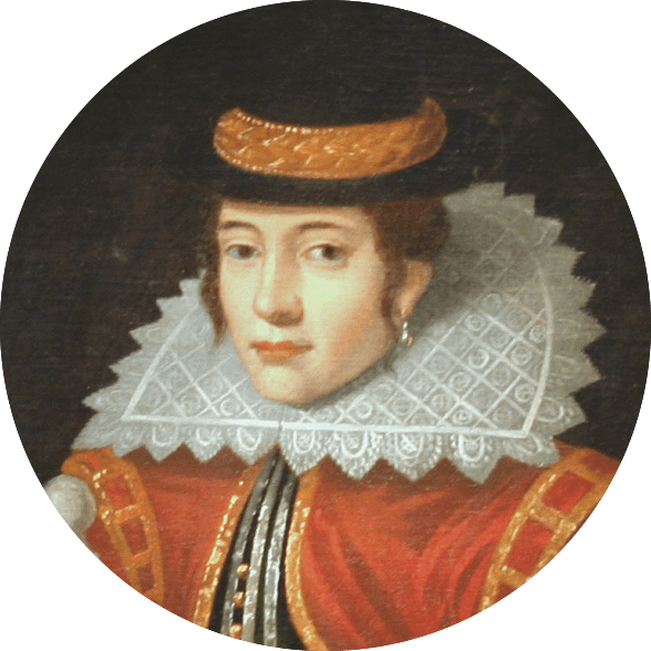 Pocahontas (1598-1617)