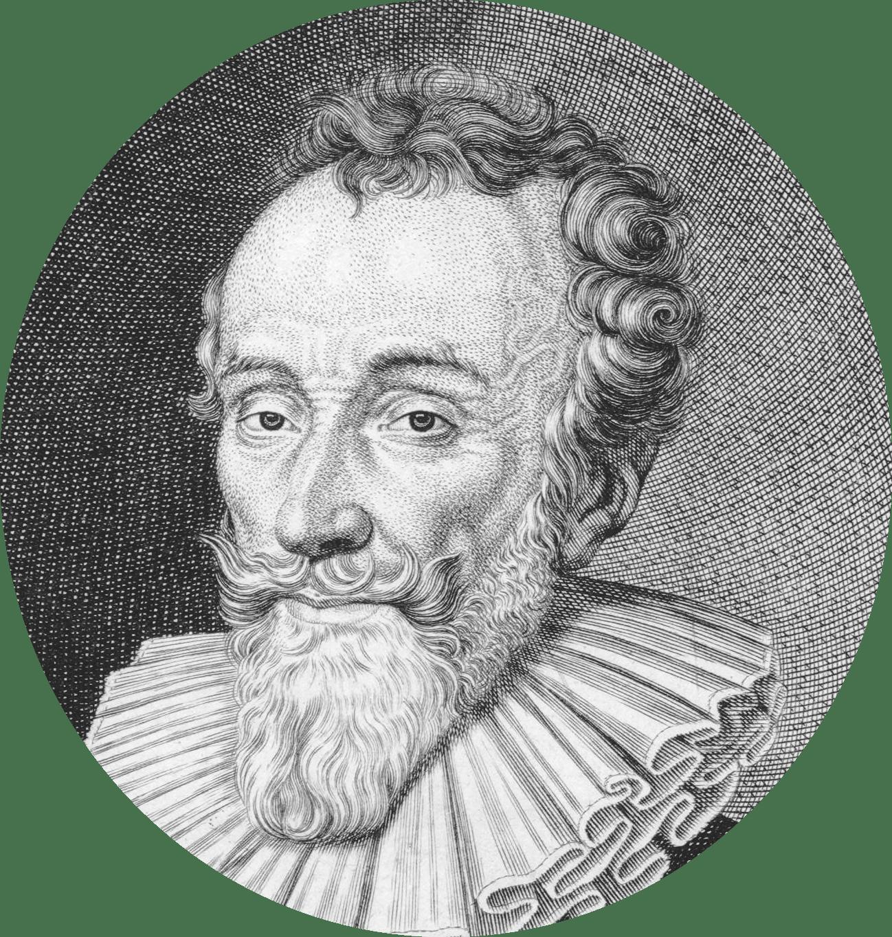 Portrait de Francois de Malherbe.