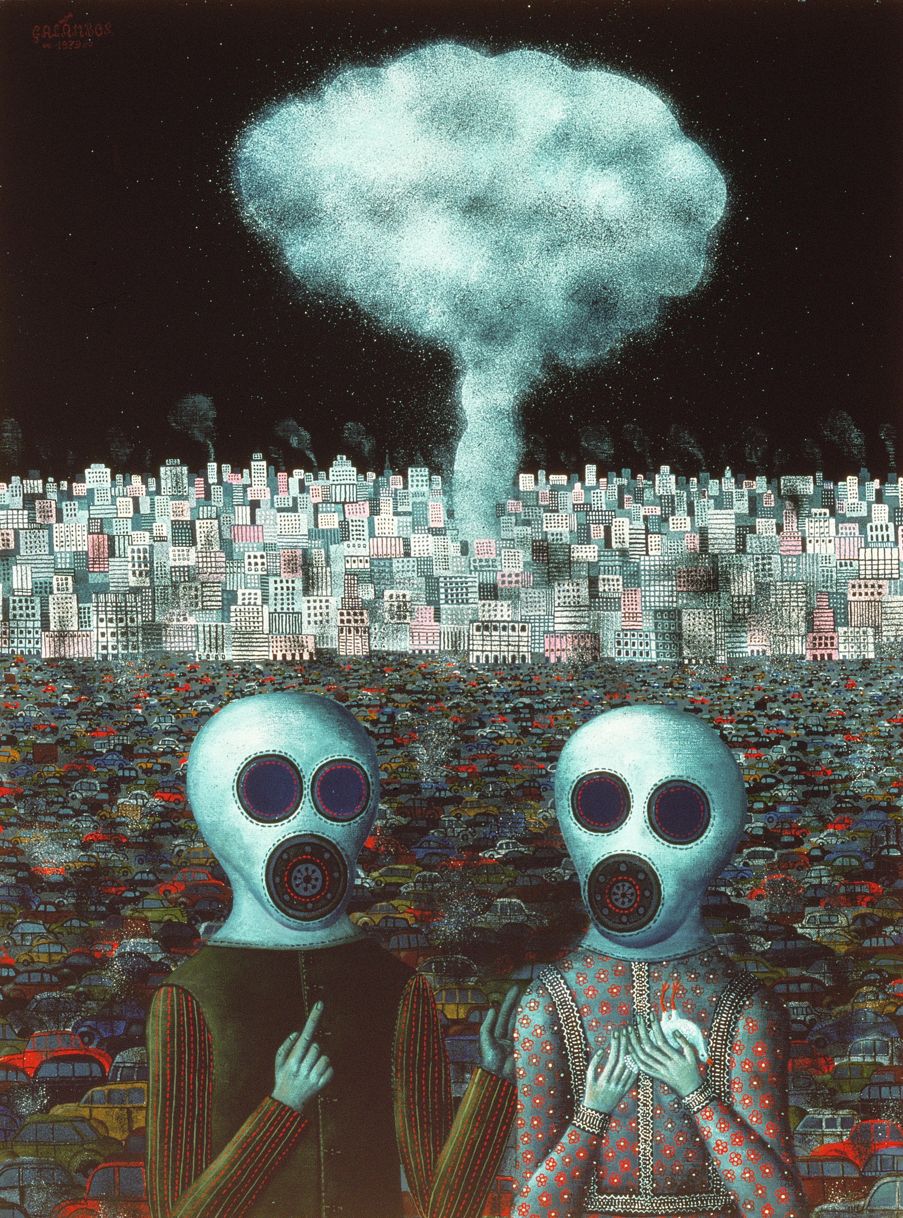 Adam et Ève, le dernier couple, Tamas Galambos, 1979