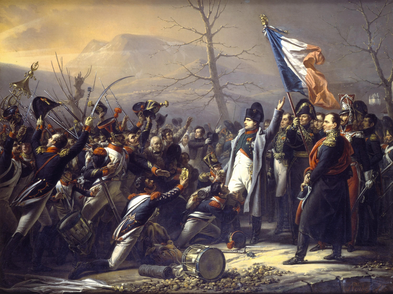 Le Retour de Napoléon de l'île d'Elbe