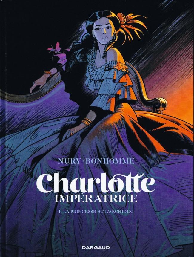 Matthieu Bonhomme et Fabien Nury, Charlotte impératrice