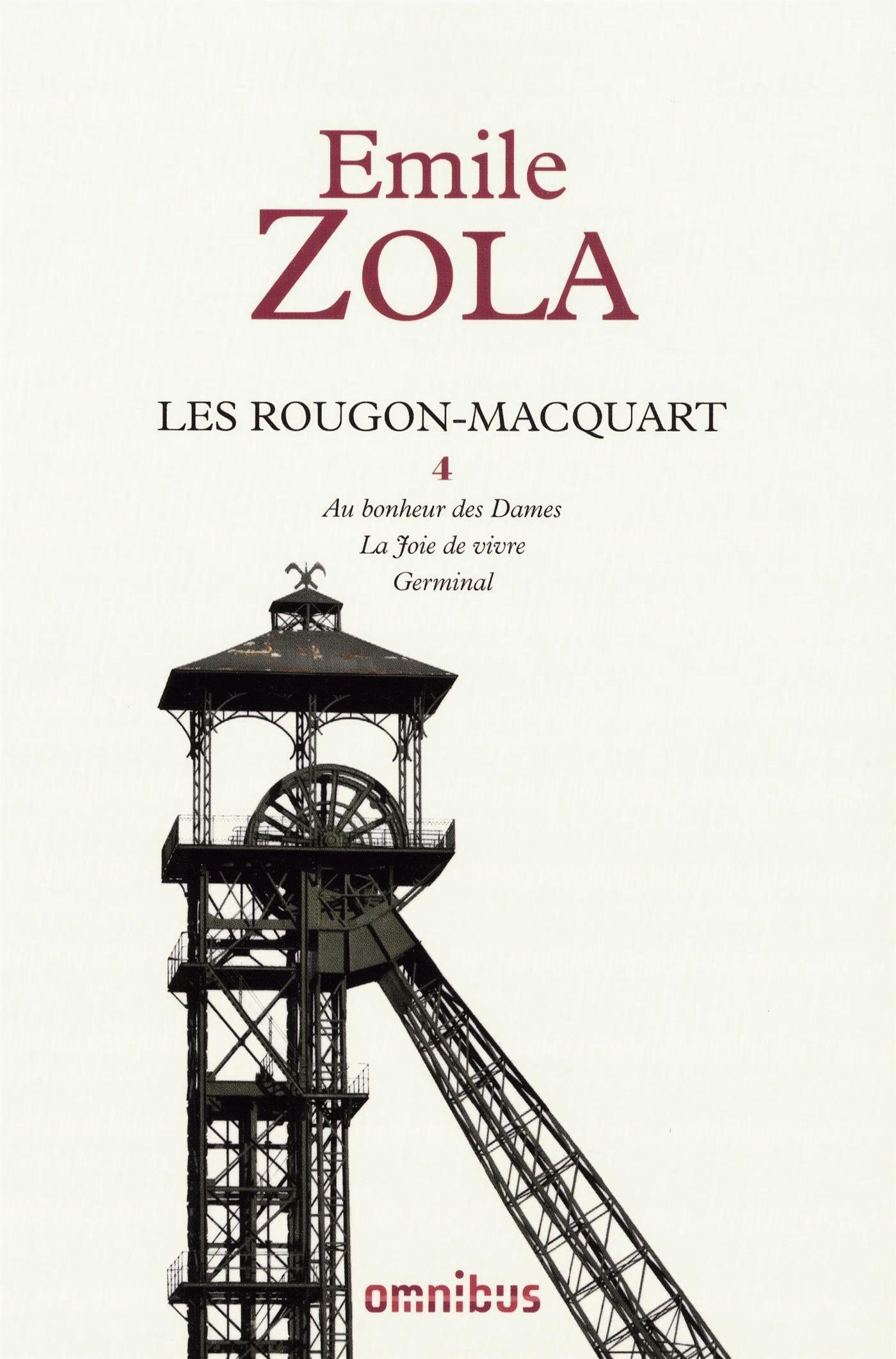 Émile Zola, Les Rougon‑Macquart, 1871‑1893.
