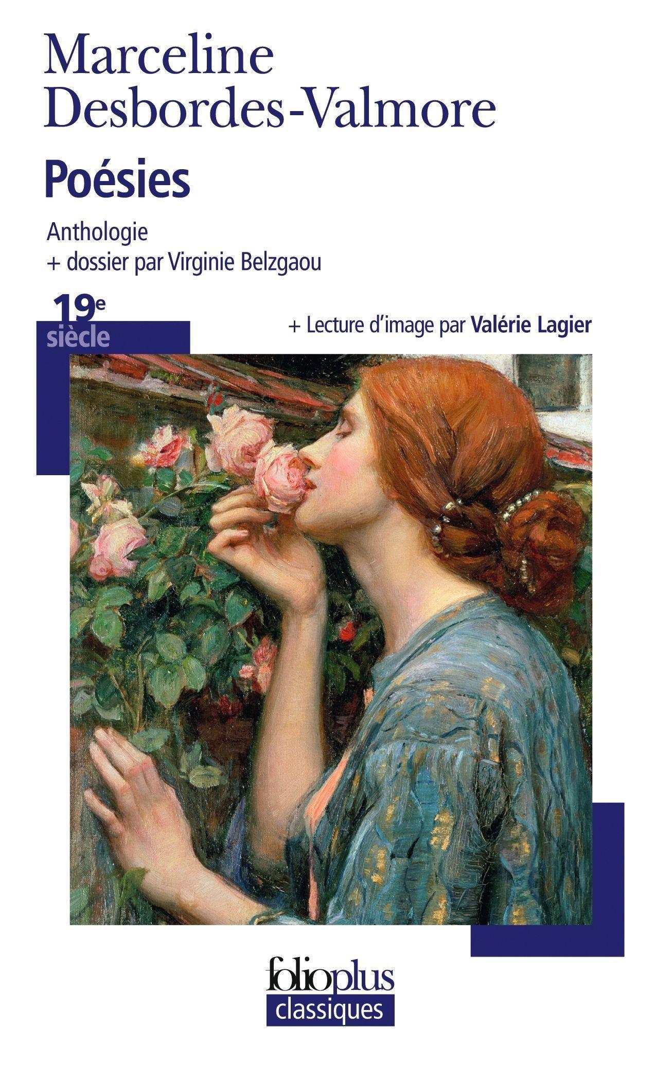 Marceline Desbordes-Valmore, Poésies.