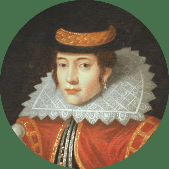 Pocahontas (1598‑1617)