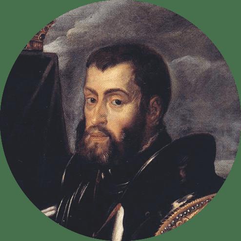 Charles Quint (1500‑1558)