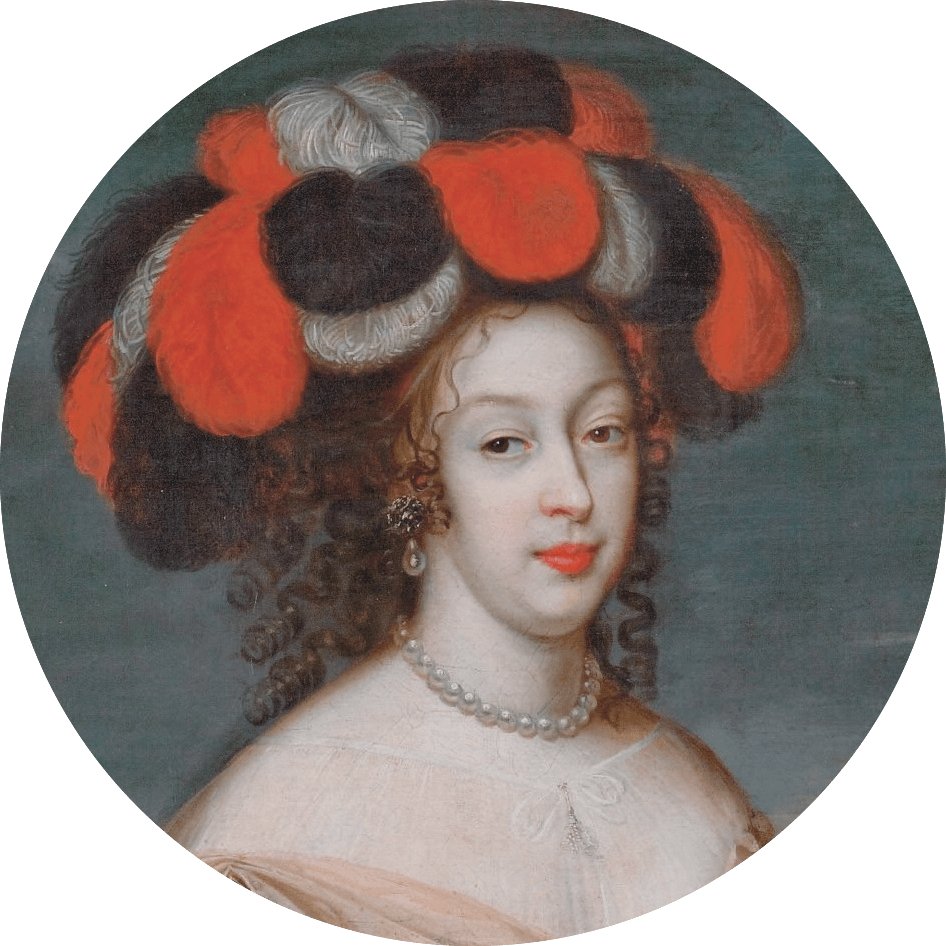 La Grande Mademoiselle (1627‑1693)