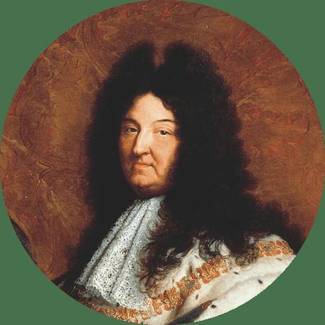 Louis XIV (1638‑1715)