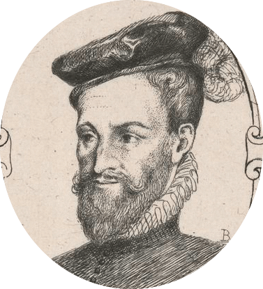 Dessin Joachim du Bellay retouche