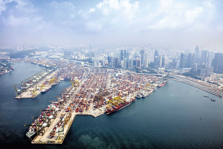 Port de Singapour