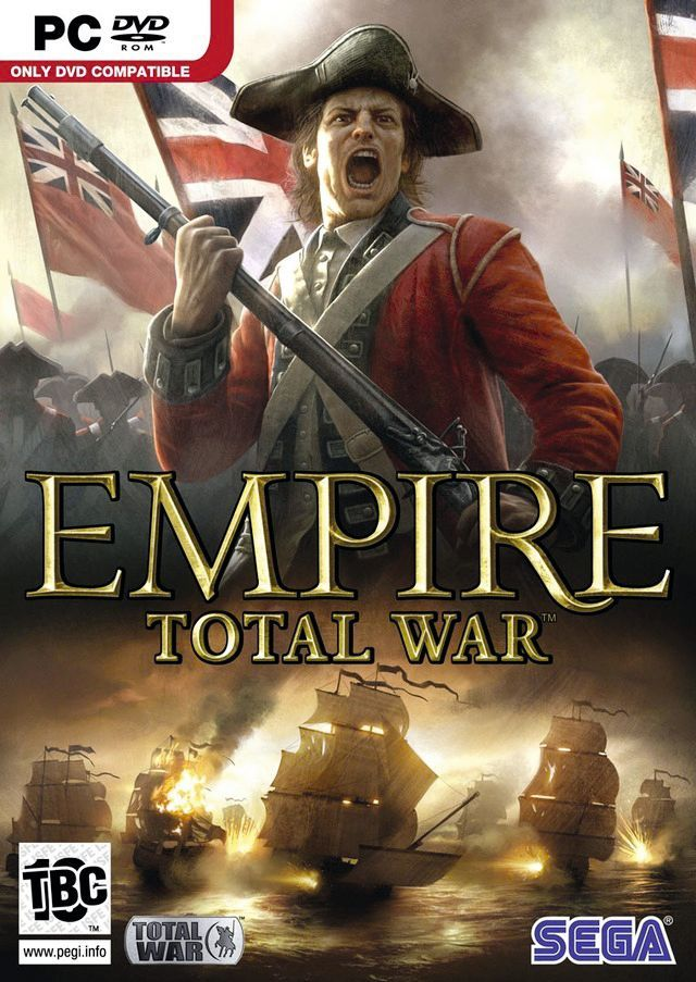 Empire : Total War, Sega
