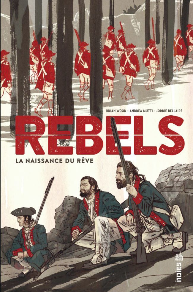 Brian Wood, Rebels