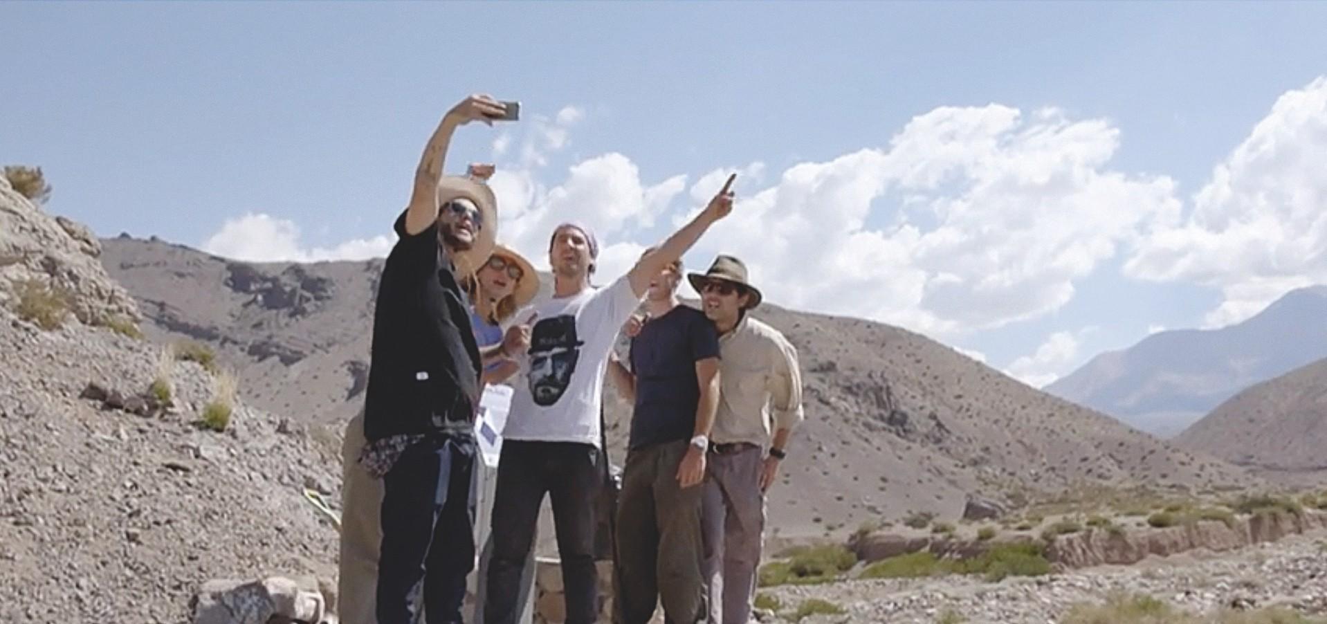 «El cruce de los Andes», TV Pública Argentina, 2017.