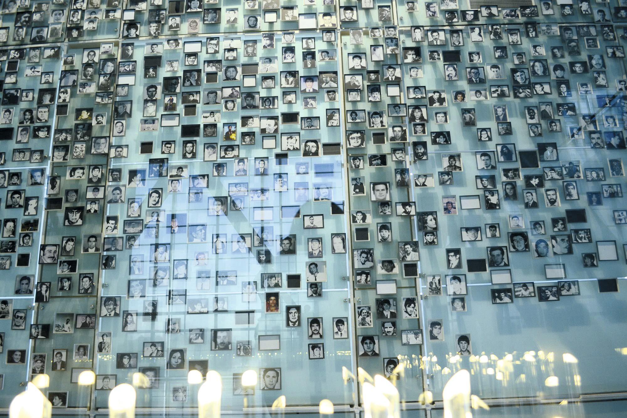 Museo de la Memoria y los Derechos Humanos, Santiago de Chile, inaugurado en 2010.