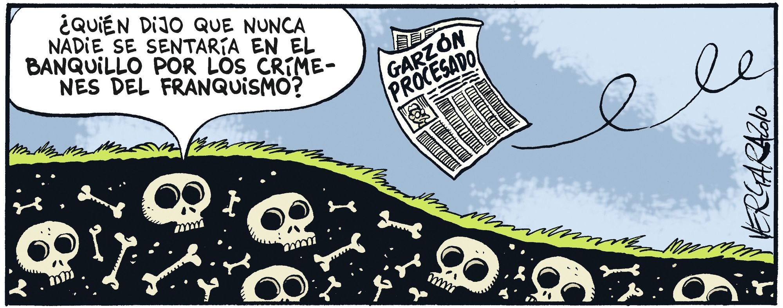 Vergara, Justicia, 2010.