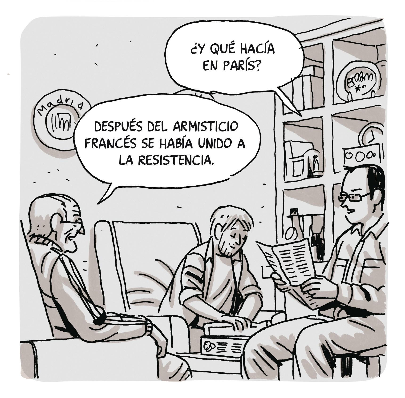 Paco Roca, Los Surcos del Azar, 2013.