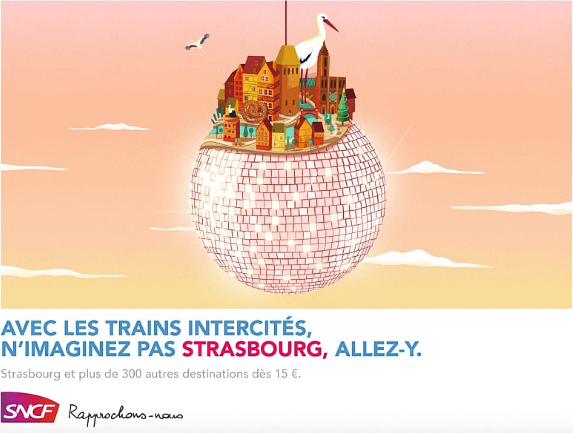 publicité sncf - Pourquoi la SNCF possède-t-elle un monopole ?