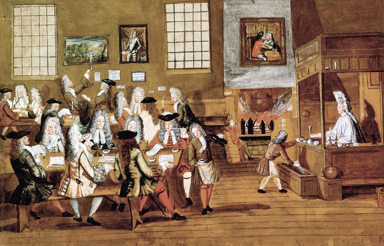 Anonyme, v. 1690‑1700, dessin, 17 x 22 cm, British Museum, Londres
