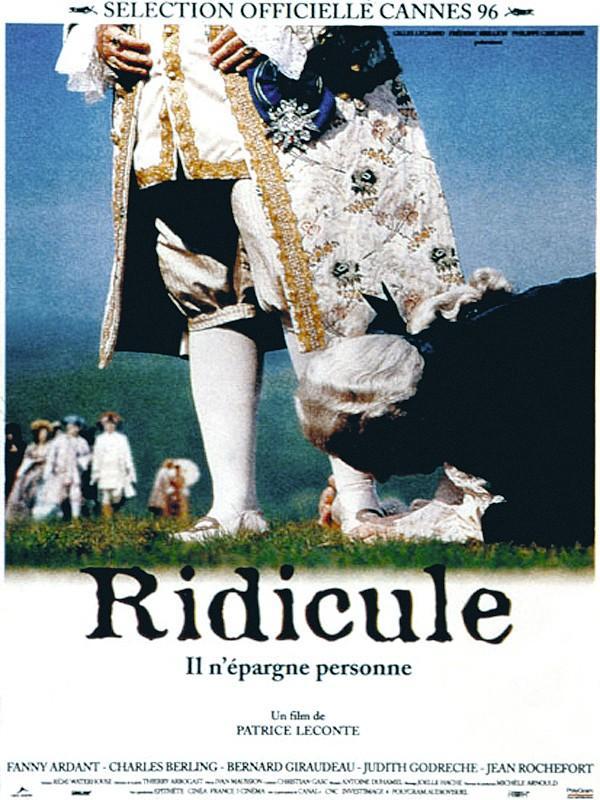 Patrice Leconte, Ridicule, 1996.