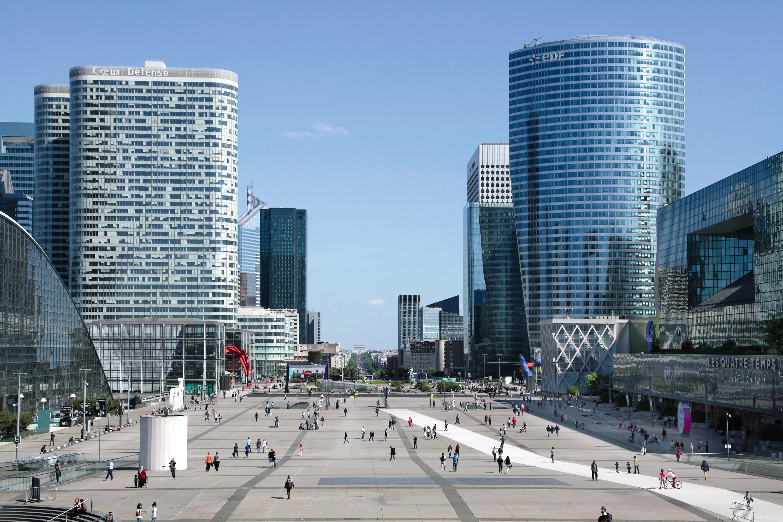La Défense, premier quartier d'affaires européen