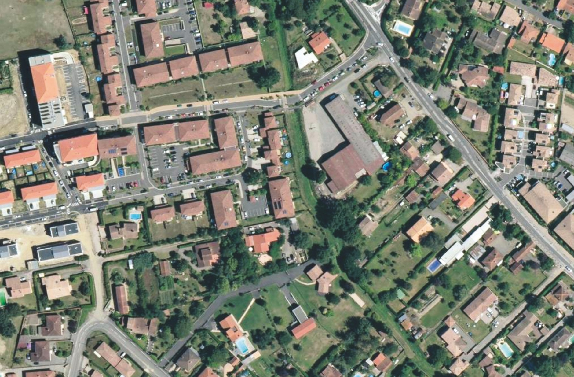 La diversité sociale dans la banlieue résidentielle toulousaine