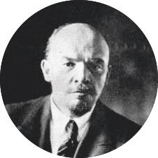 Vladimir Ilitch Oulianov dit Lénine