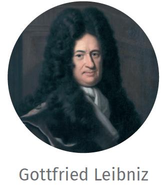 Portrait de Gottfried Leibniz