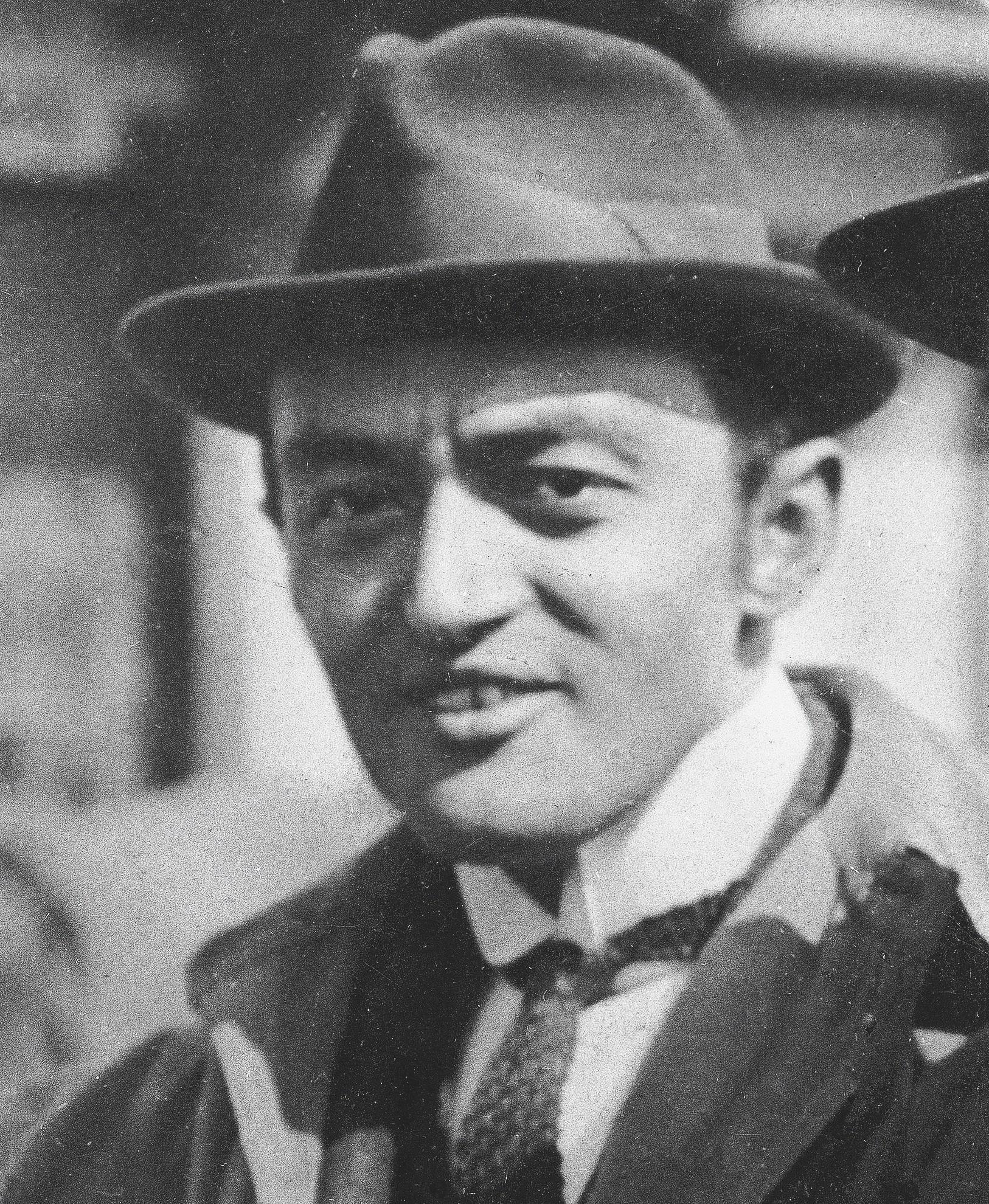 Joseph Aloïs Schumpeter