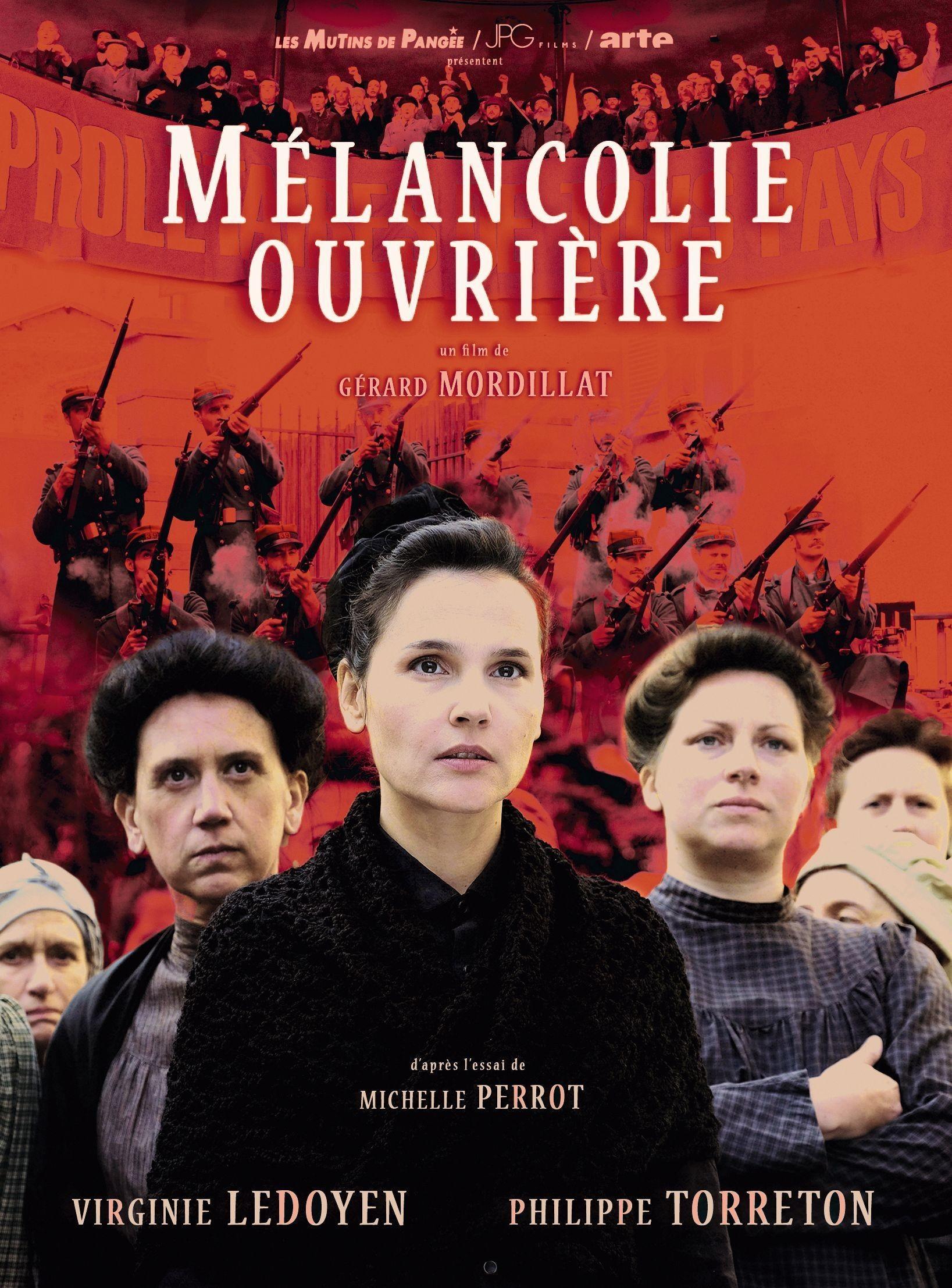 Gérard Mordillat, Mélancolie ouvrière, 2017.