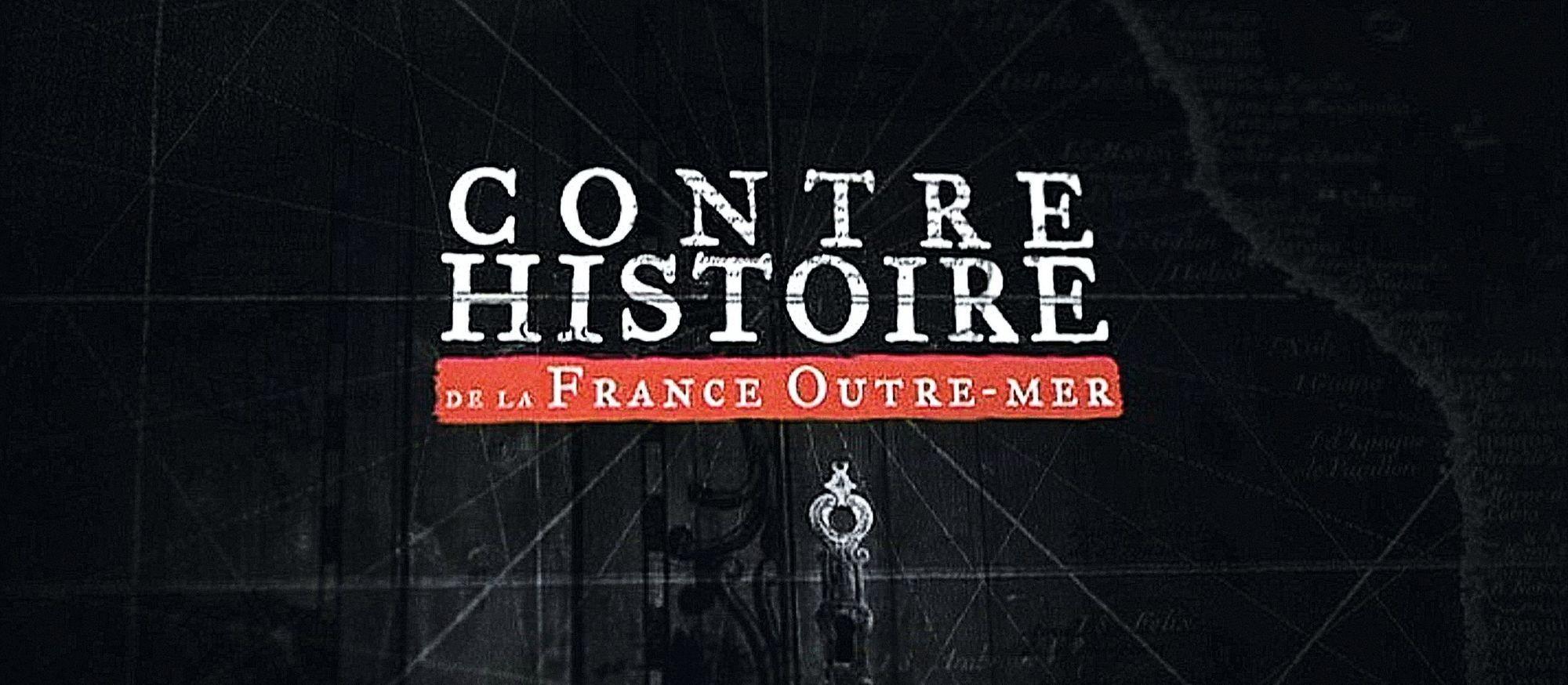 Xavier‑Marie Bonnot et Dorothée Lachaud, Contre‑histoire de la France d'outre‑mer