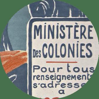 Le ministère des Colonies
