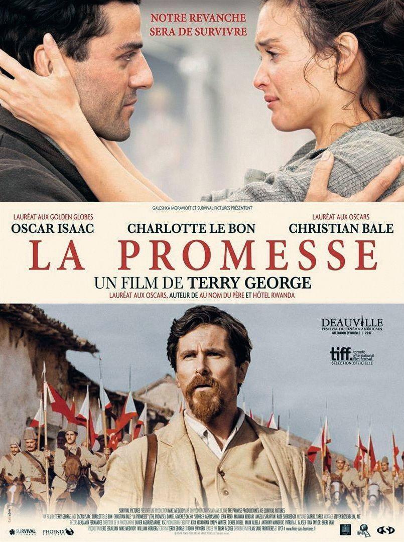 Terry George, La Promesse