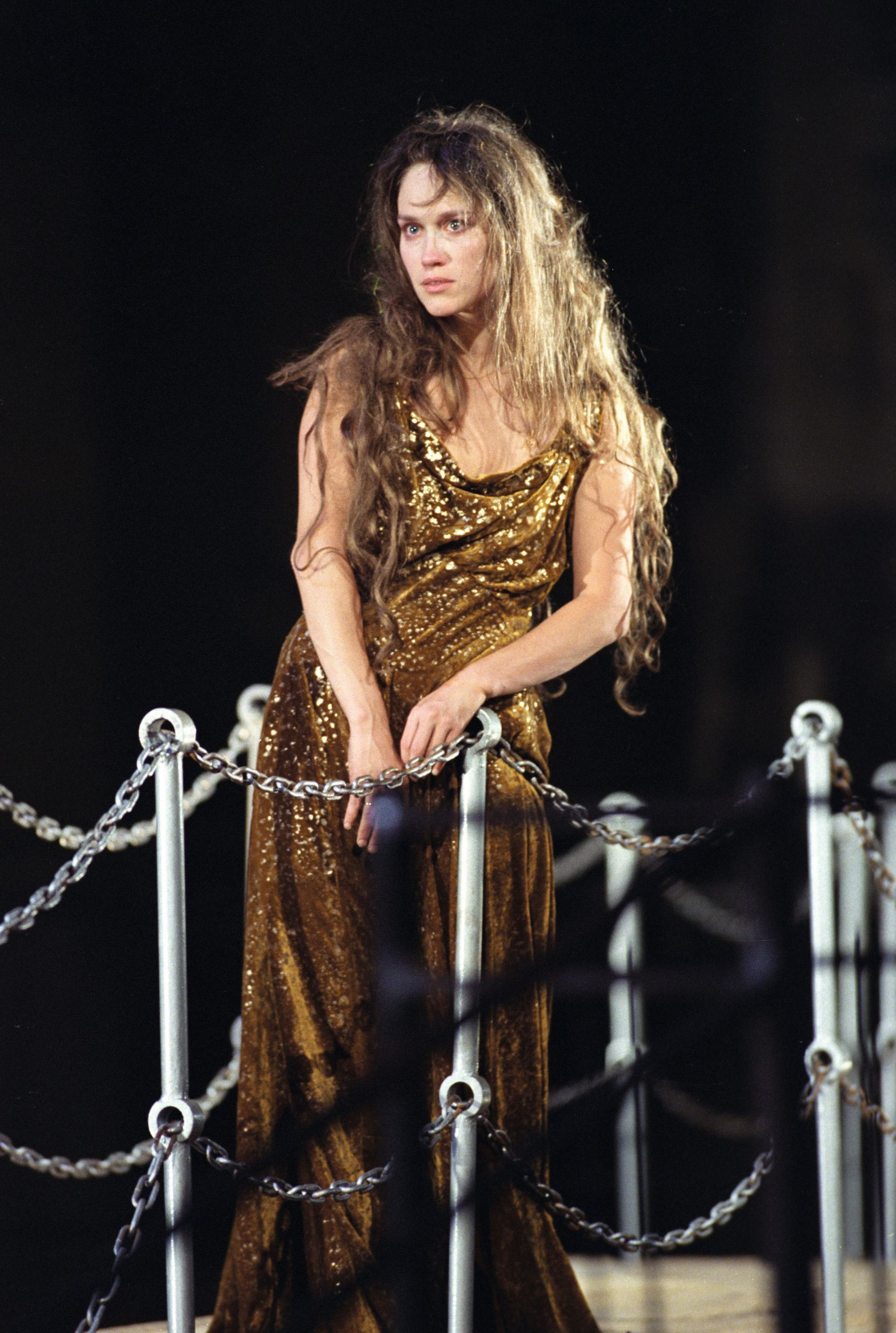 Andromaque d'Euripide, mise en scène de Jacques Lassalle, Festival d'Avignon, 1994.